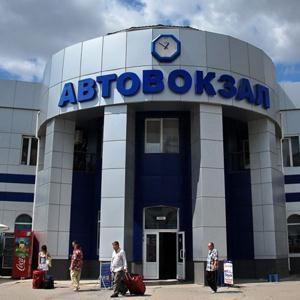 Автовокзалы Семилук
