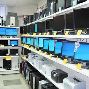Компьютерные магазины Семилук