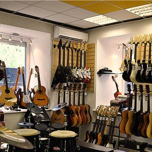 Музыкальные магазины Семилук