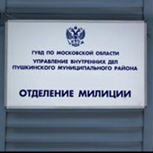 Отделения полиции Семилук