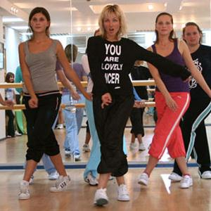 Школы танцев Семилук