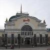 Железнодорожные вокзалы в Семилуках
