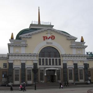 Железнодорожные вокзалы Семилук